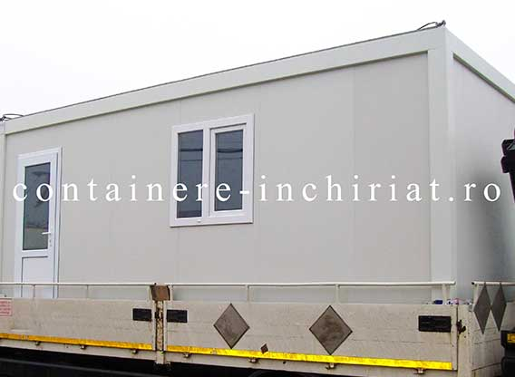 inchiriere container santier